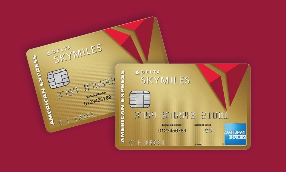 Golden-Delta-Sky-Miles-American-Express-Credit-Card