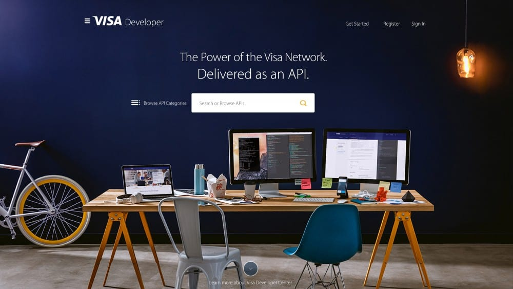 How To Start Using Visa Developer Center – See The Tutorial