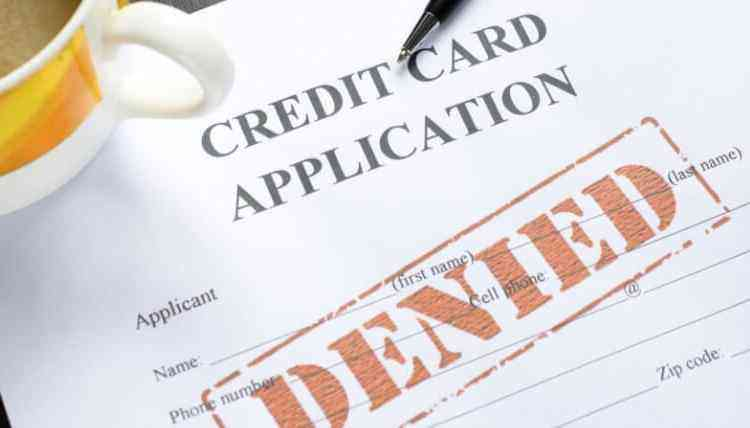 Why Credit Card Application Could Be Rejected? A Dozen of Reasons